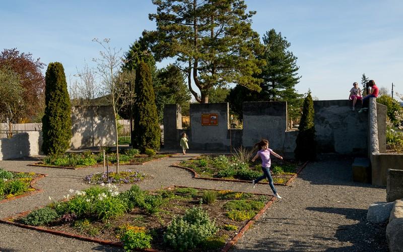 Kirke Park is SITES-certified.