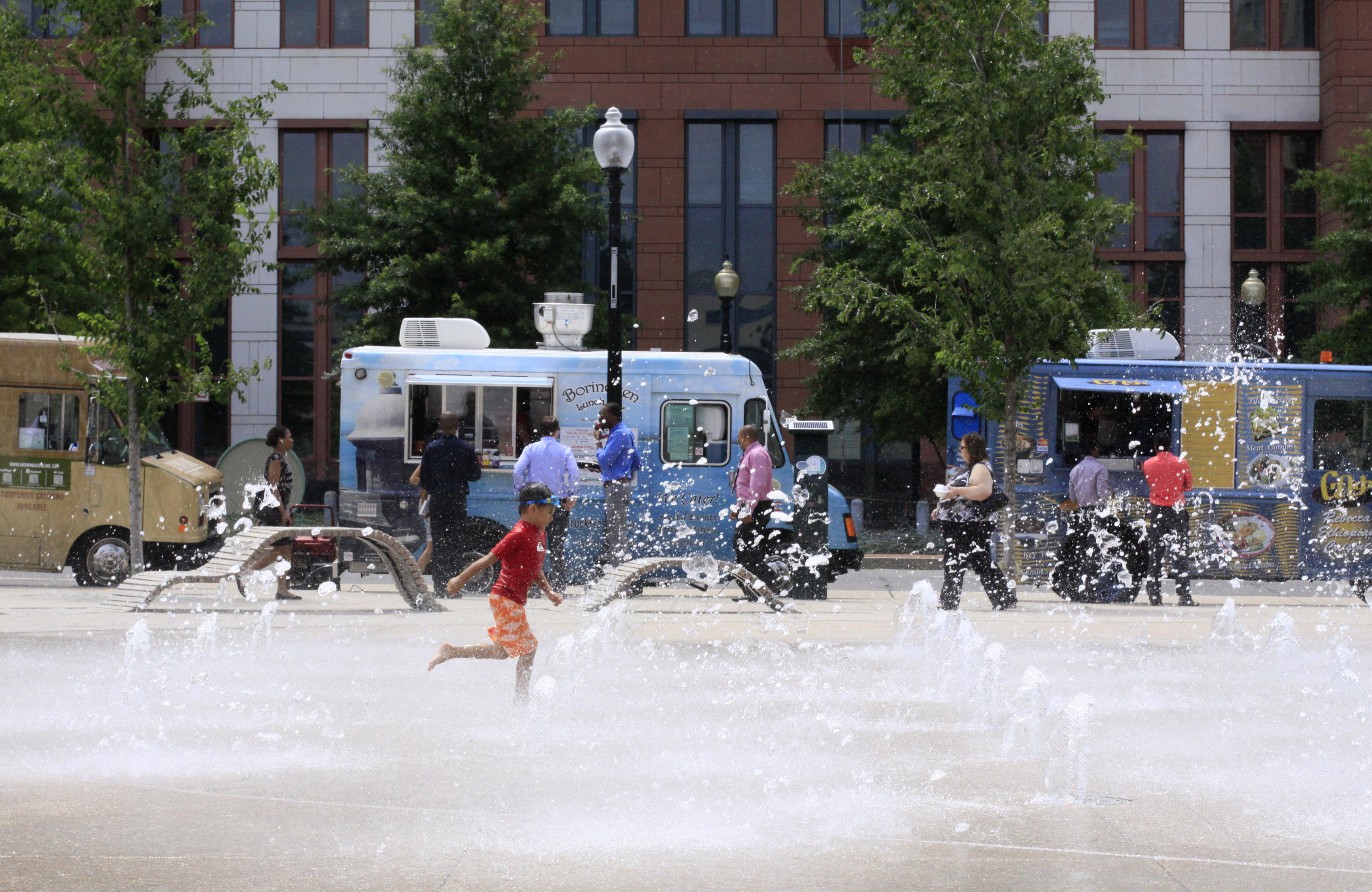 Canal Park in Washington, D.C., is SITES-certified