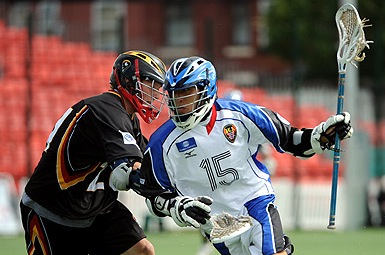 Germany Japan Lacrosse FIL world Championships