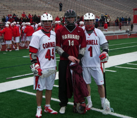 Cornell Harvard Ivy League Lacrosse