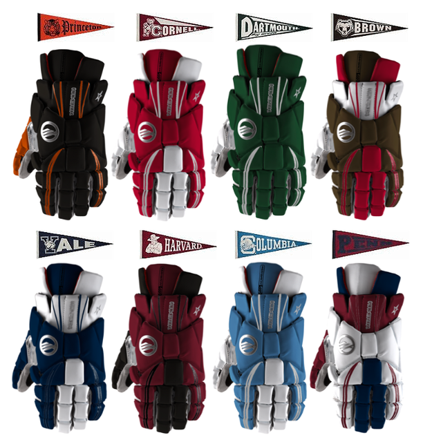 Maverik Lacrosse Ivy League Gloves