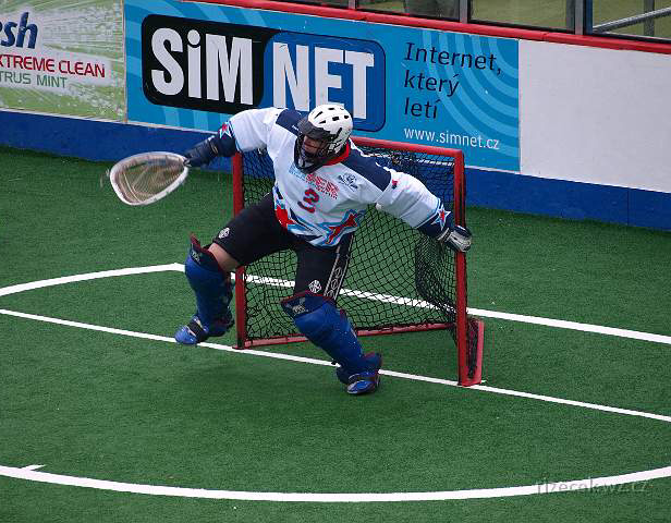 Czech box lacrosse lax boxla Ales Hrebesky Tournament Prague