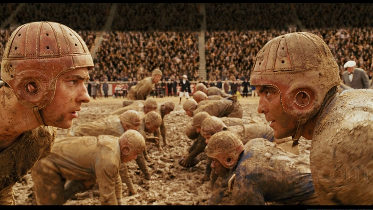 Leatherheads. Mud bowl. 