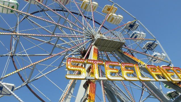 ferris wheel Getaway Guide: Weekend Road Trip To Atlantic City