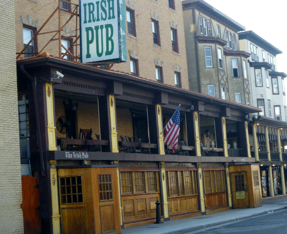 irish pub Getaway Guide: Weekend Road Trip To Atlantic City