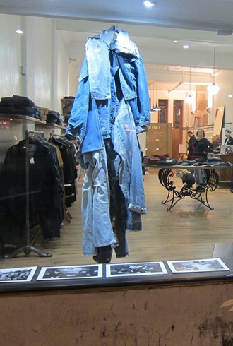 Neuw Service Store Brings the Country's Coolest Denims to Sydney
