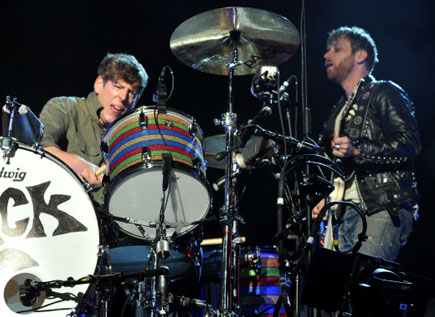 blackkeys435 Whats In A Name? 10 Lollapalooza Band Names Explained
