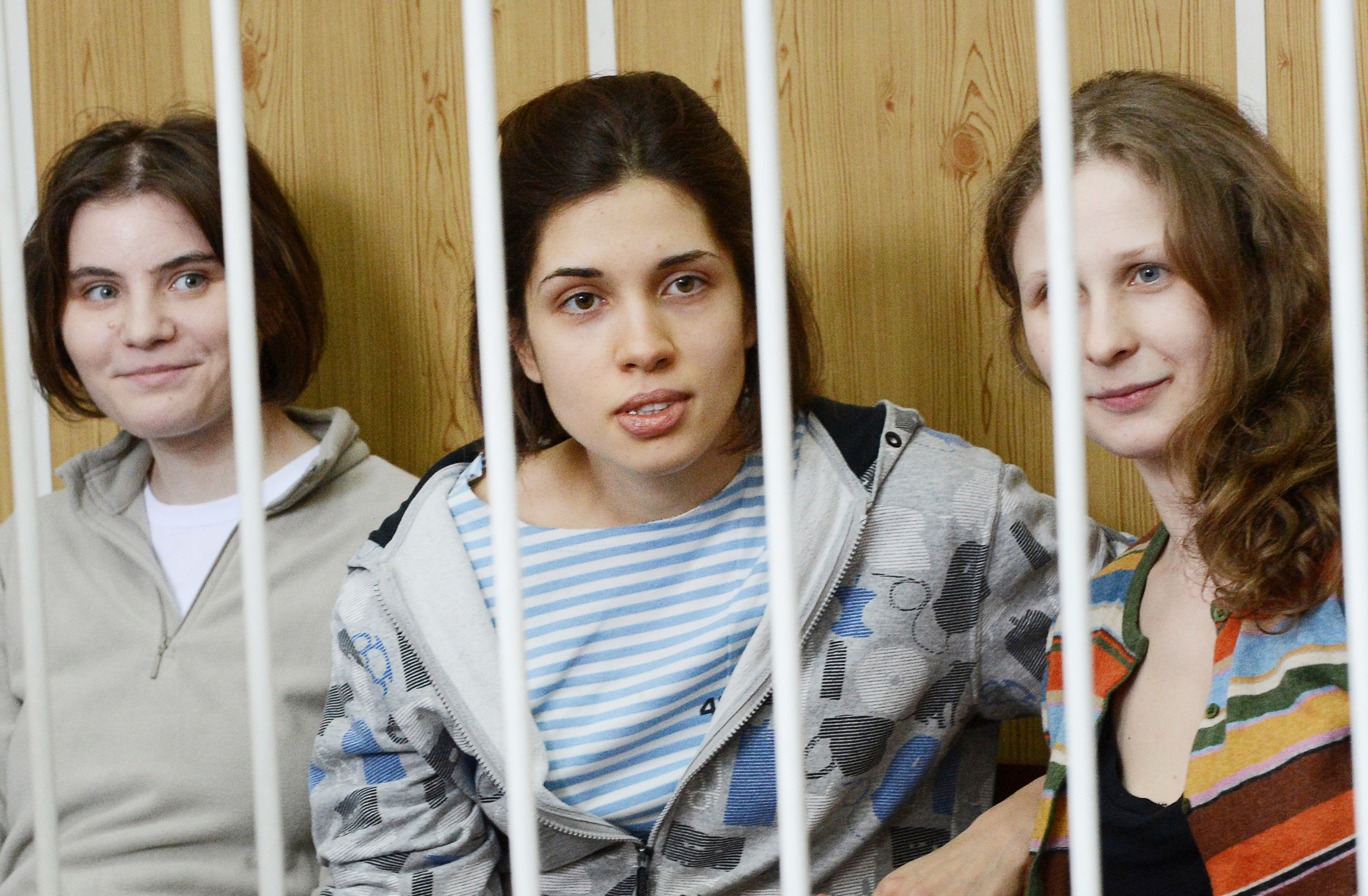 149929873 Pussy Riot Found Guilty Of Hooliganism, Sentenced To Two Years