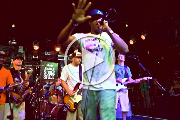 slightlystoopid fake play Watch Slightly Stoopids Reggae Funk Performance From Red Bull Sound Space