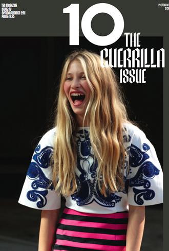 Alison Veness Will Launch Luxury Brit Glossy 10 Magazine in Australia