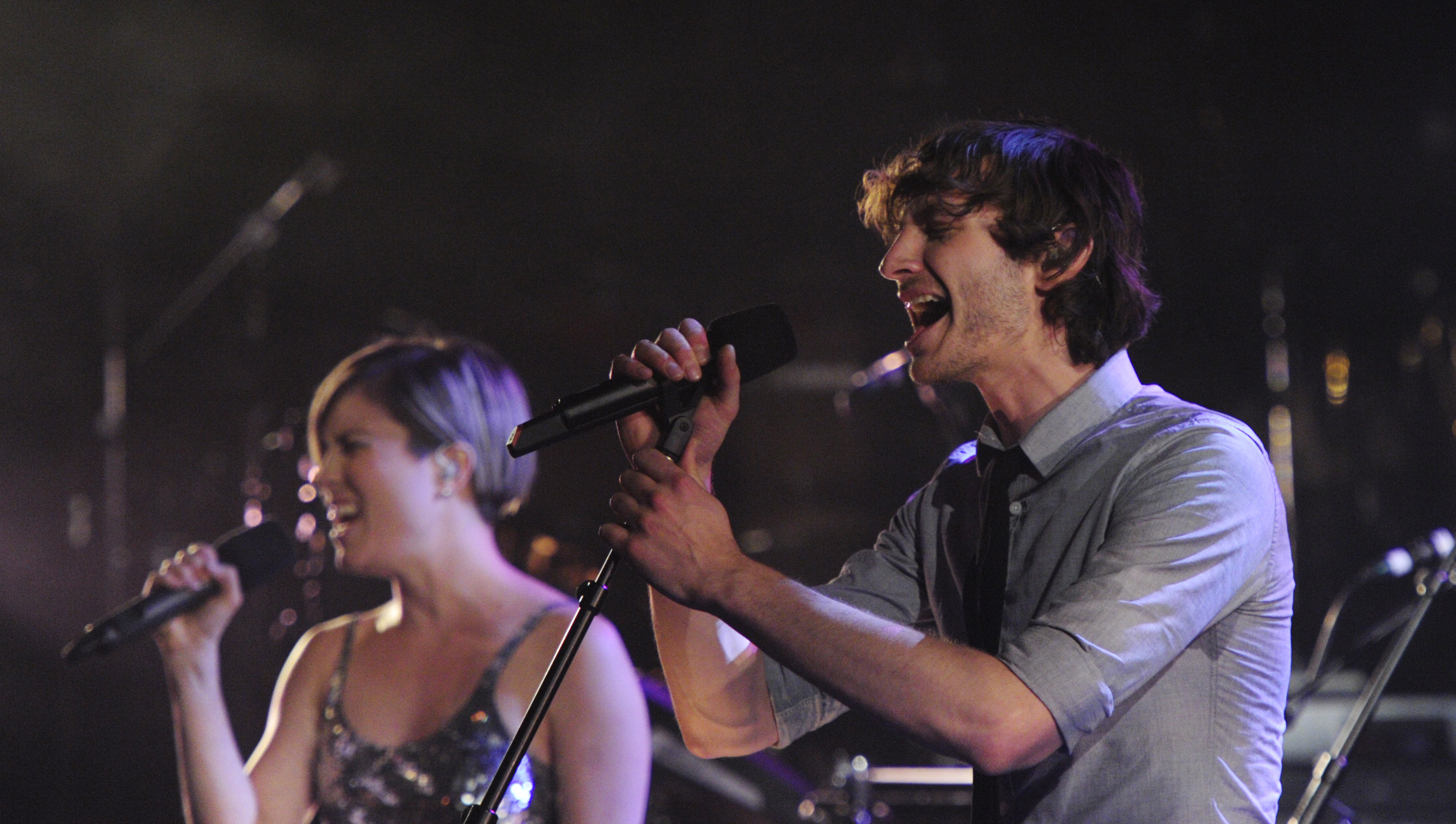 gotye and missy higgins Gotye Mesmerizes Live On Letterman Audience With Powerful Set