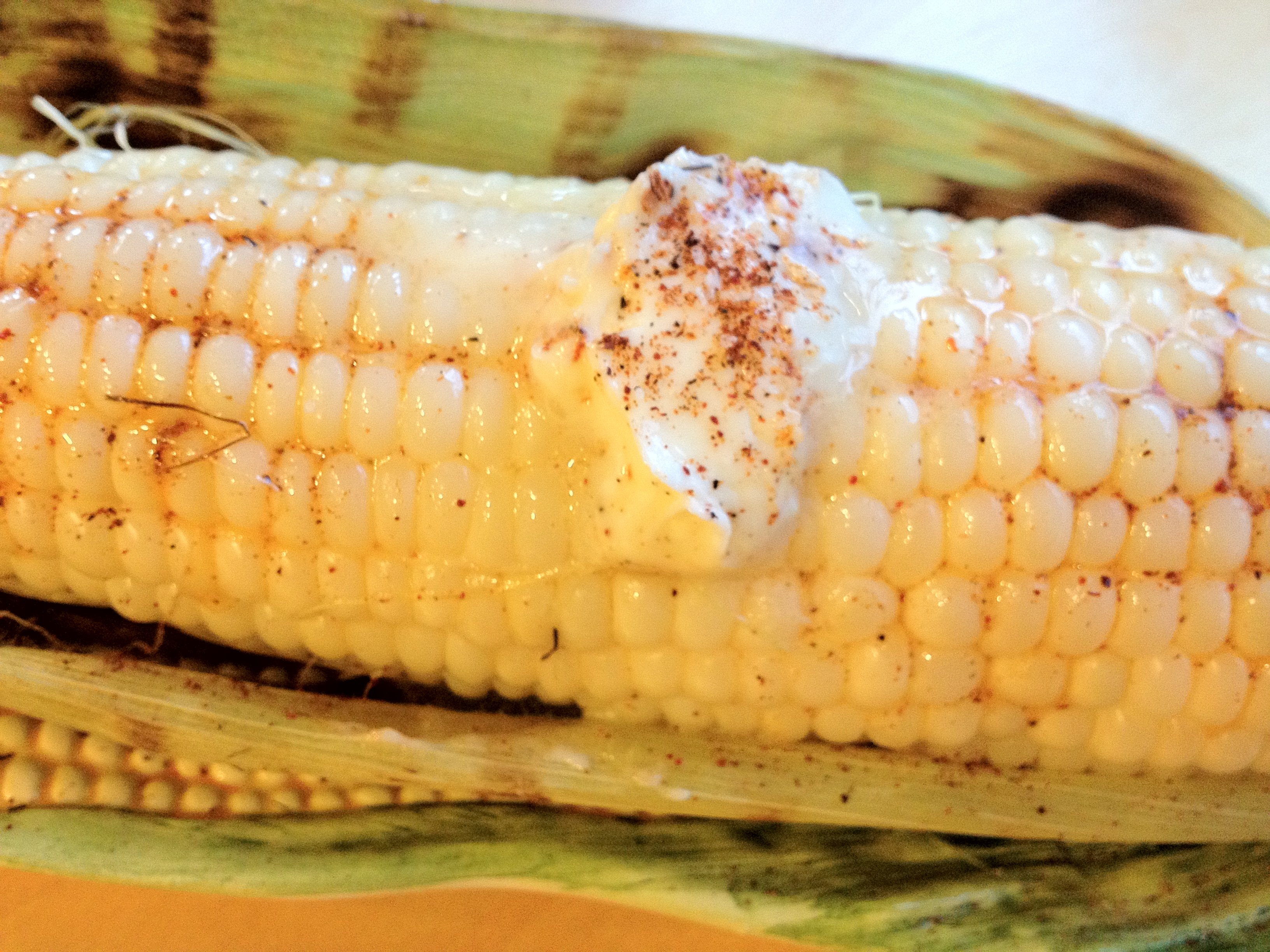 cornbarphoto Gridiron Grub: Get The Party Poppin With Corn