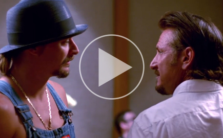 americans play video Kid Rock To Sean Penn In Funny Must See Politcal Video: Suck It
