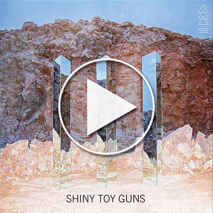 play shiny toy guns iii Shiny Toy Guns Original Line Up Reunite For New Album III   Full Album Stream
