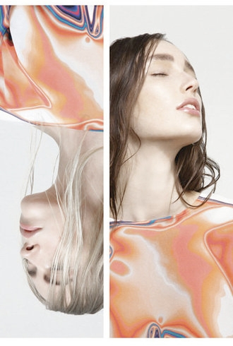 "See the Lookbook for Dion Lee's Incredible Spring 2013 Collection ""Transit"""