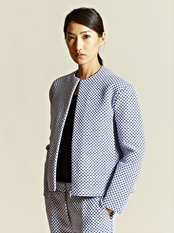 Inject some menswear inspired tailoring into your wardrobe with ln cc