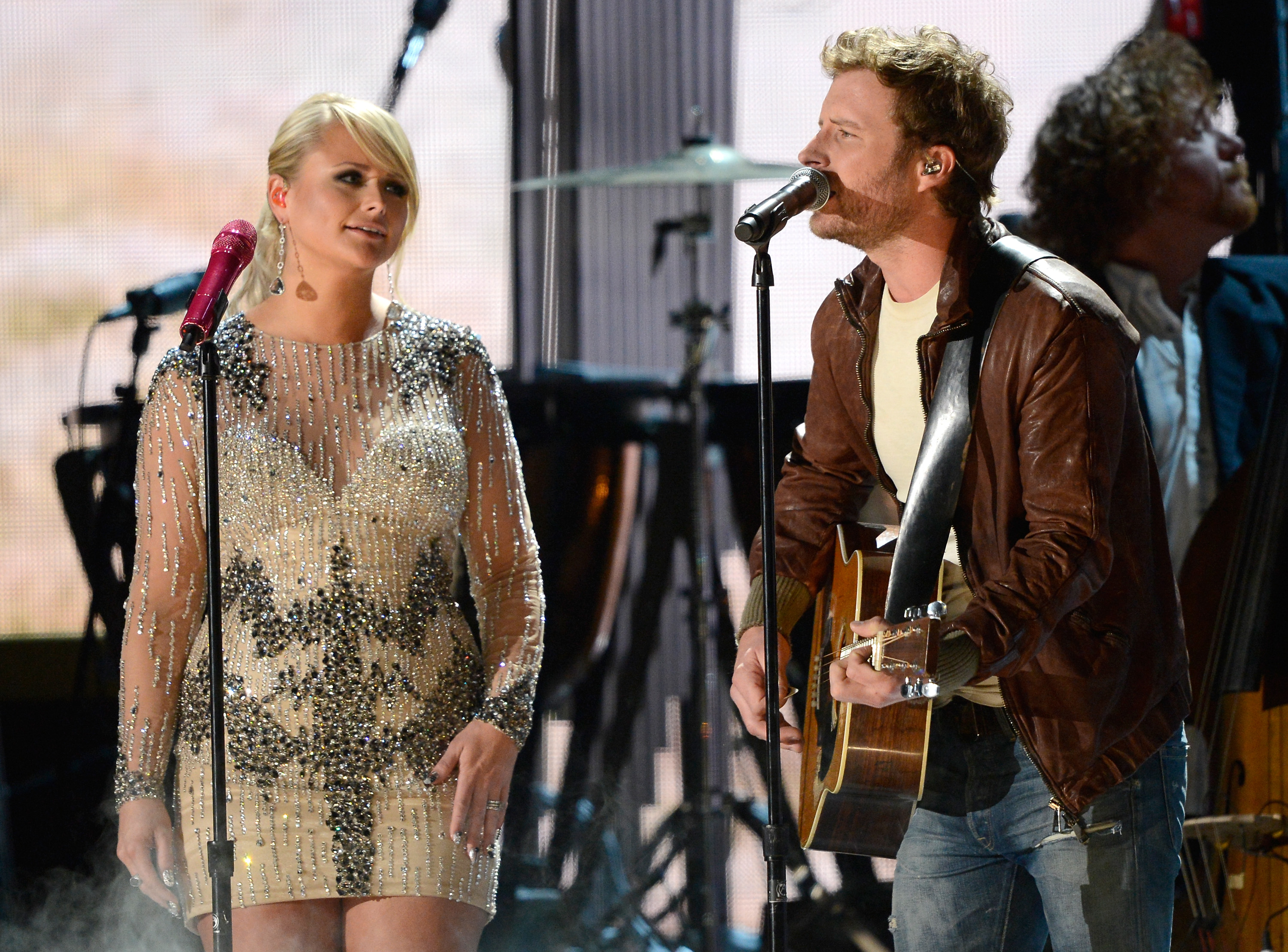 Miranda Lambert and Dierks Bentley Miranda Lambert And Dierks Bentley Show Country Roots