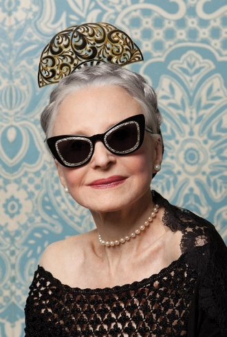 Karen Walker Enlists the Advanced Style Ladies to Front Another Quirky Eyewear Campaign