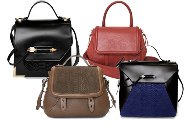 Mackage Launches a New Handbag Line