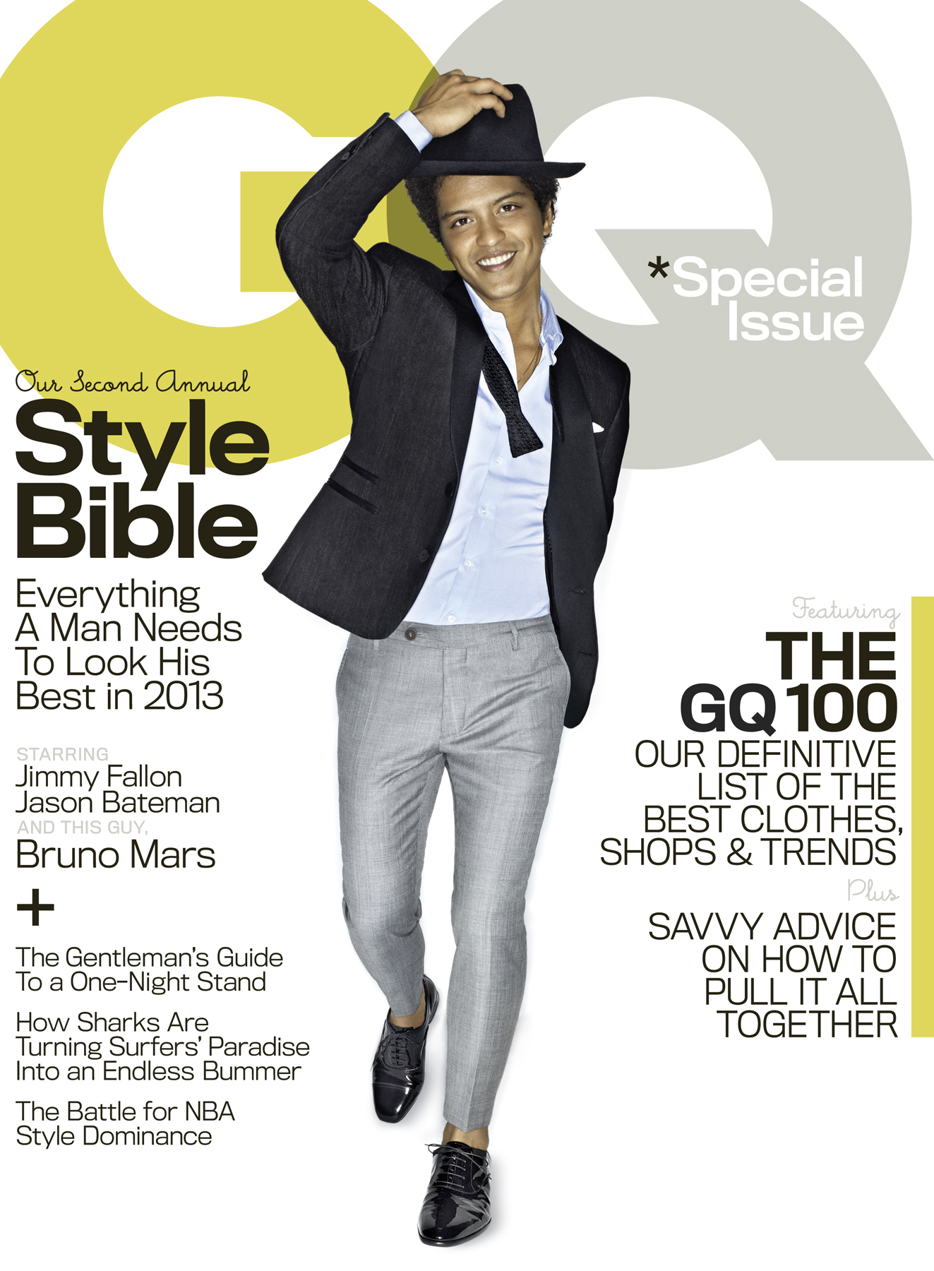 bruno mars Bruno Mars Talks Monkey Sex To GQ
