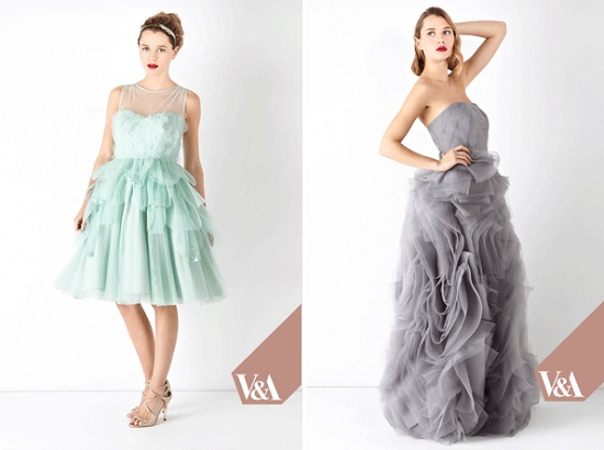 The V&A Teams Up with Coast for an Exclusive Ballgown Collection