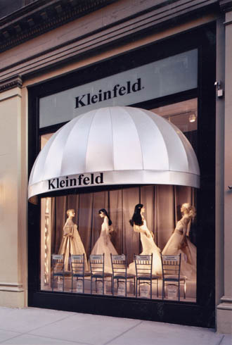 "Hudson's Bay Says ""Yes"" to Kleinfeld Bridal"