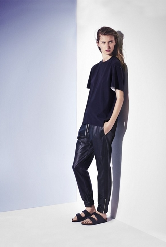 Bassike Spring 2013 is Loaded with Tailored Basics and Elasticated Sweatpants
