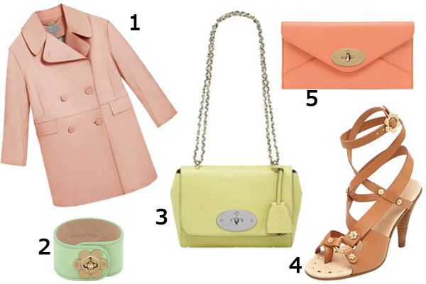 Mulberry's Canadian Expansion and Spring 2013 Collection