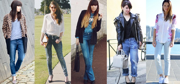 Star Bloggers Help to Launch ASOS' New Jeans Line