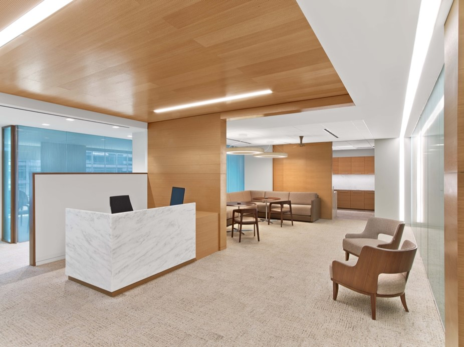 usgbc national capital region learns about commercial interiors at