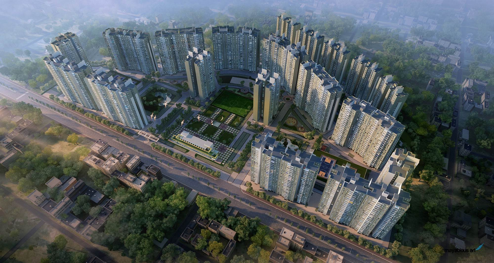 Kolkata West International City