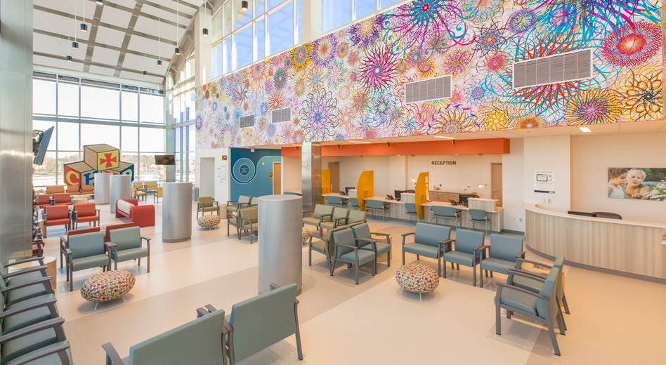CHKD's Health Center and Urgent Care is LEED Silver