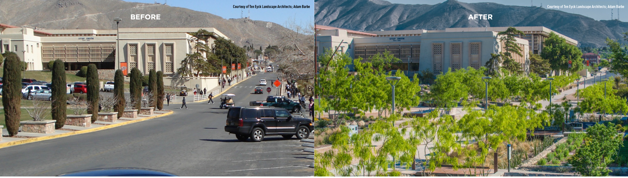 University of Texas at El Paso SITES project