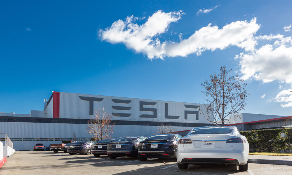 The Tesla factory has TRUE certification.
