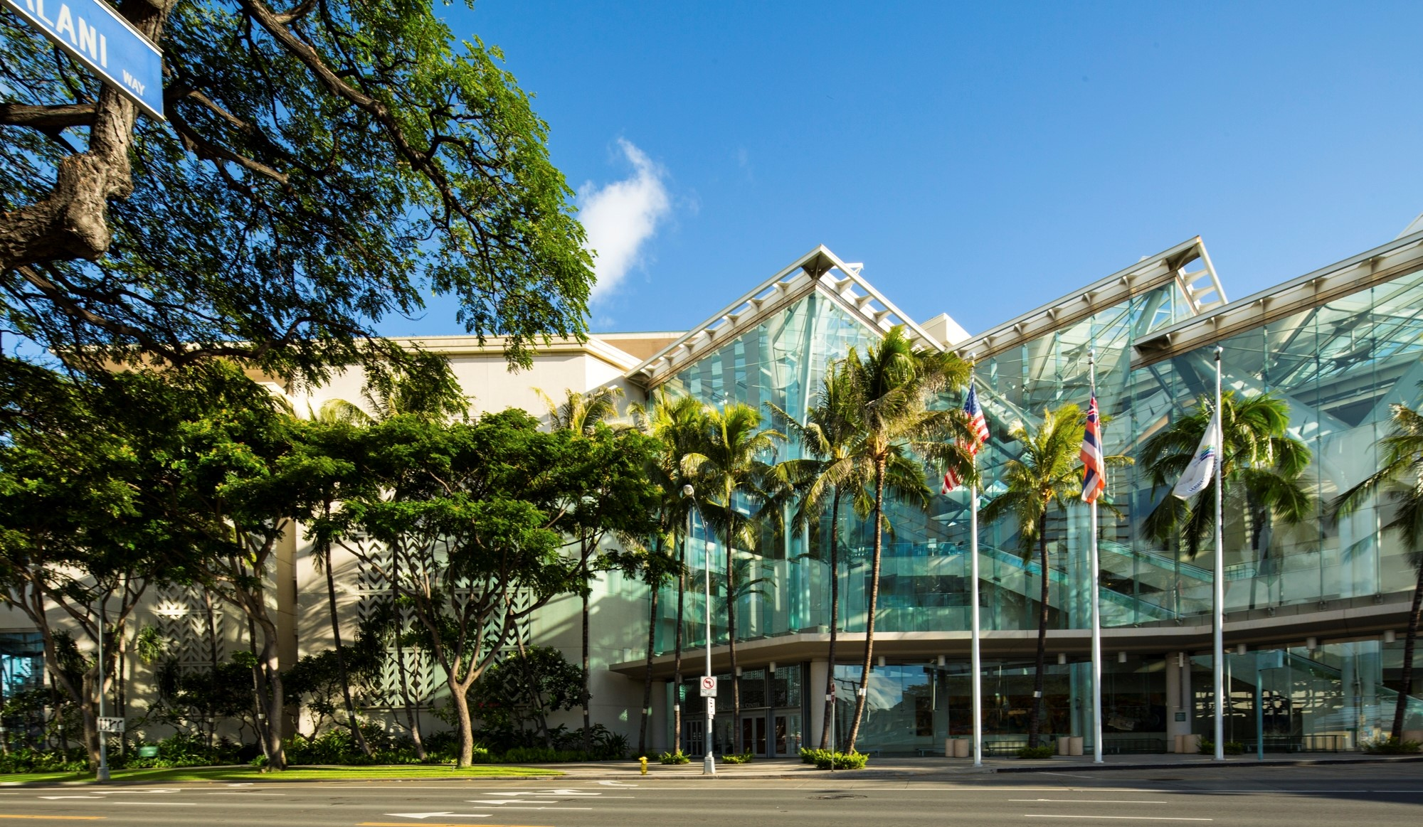 Hawaii convention center is LEED Gold