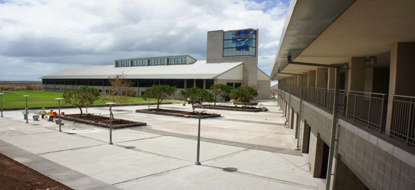 LEED Silver University of Hawaii West Oahu Campus Center