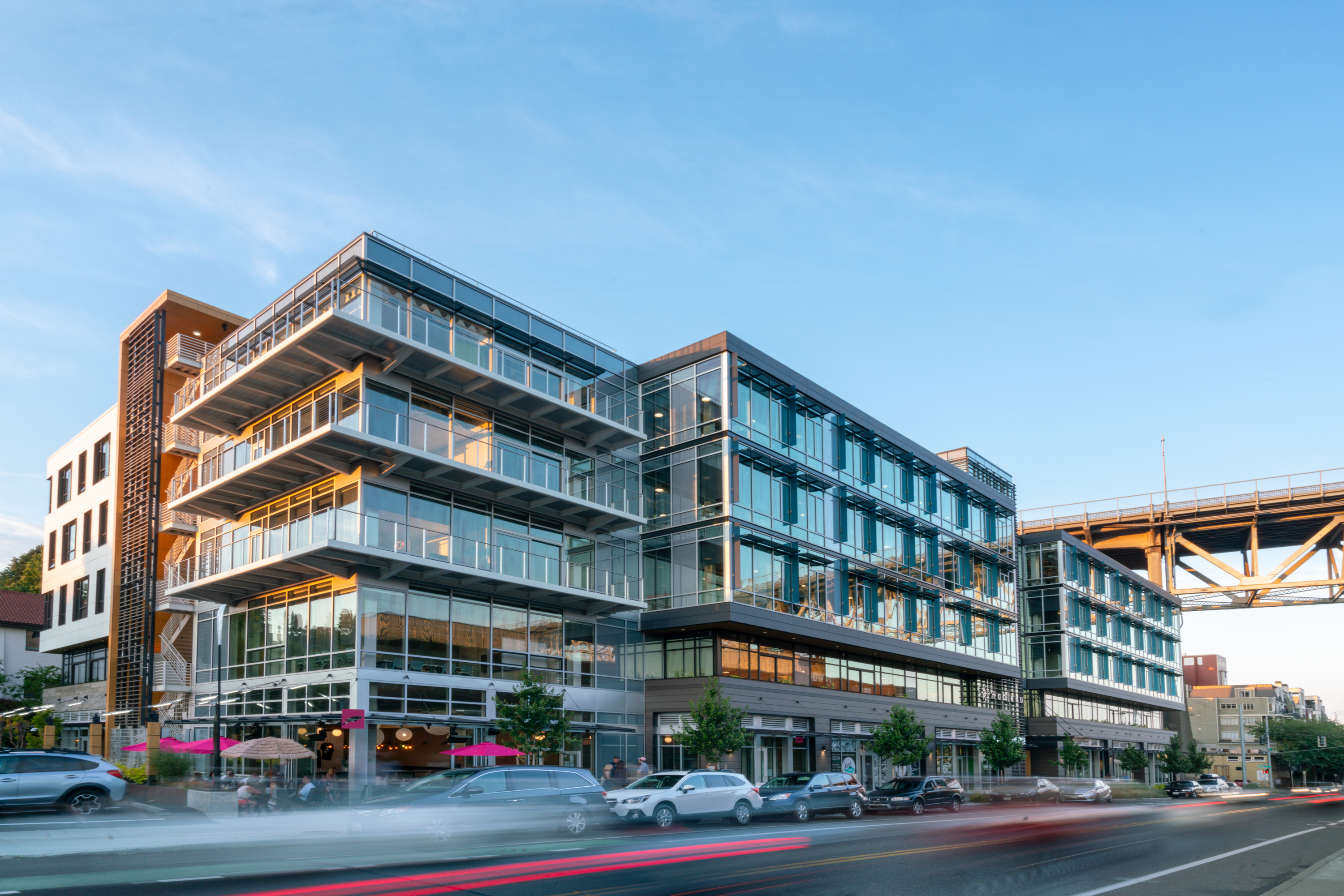 LEED Gold Data 1 building in Washington