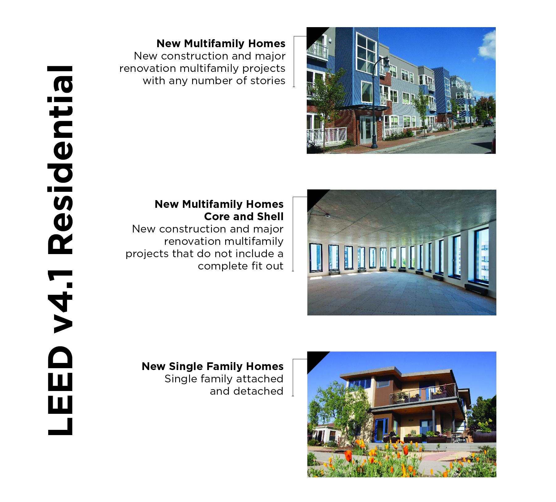 LEED v4.1 Residential