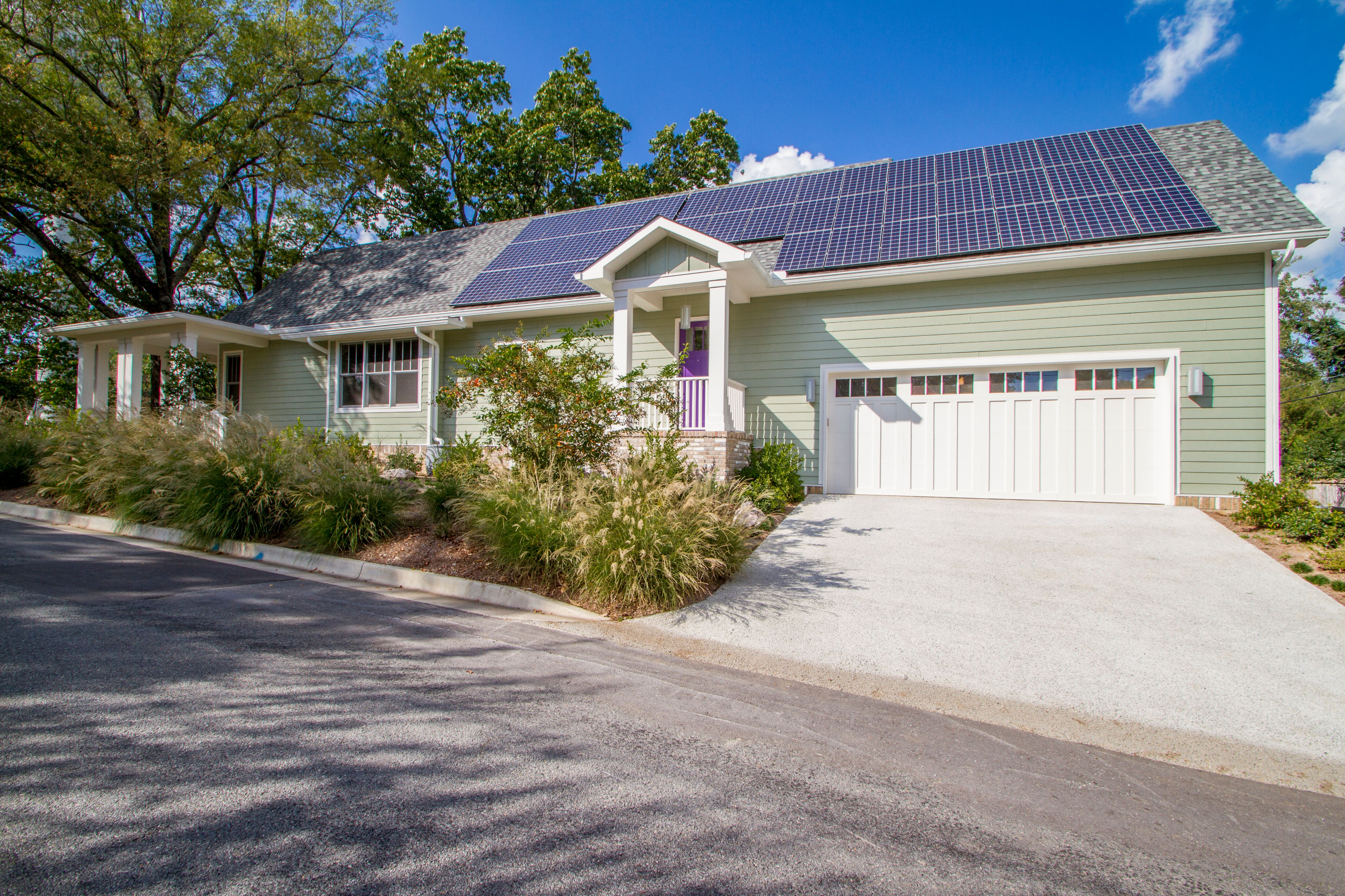 LEED Platinum Owen Residence