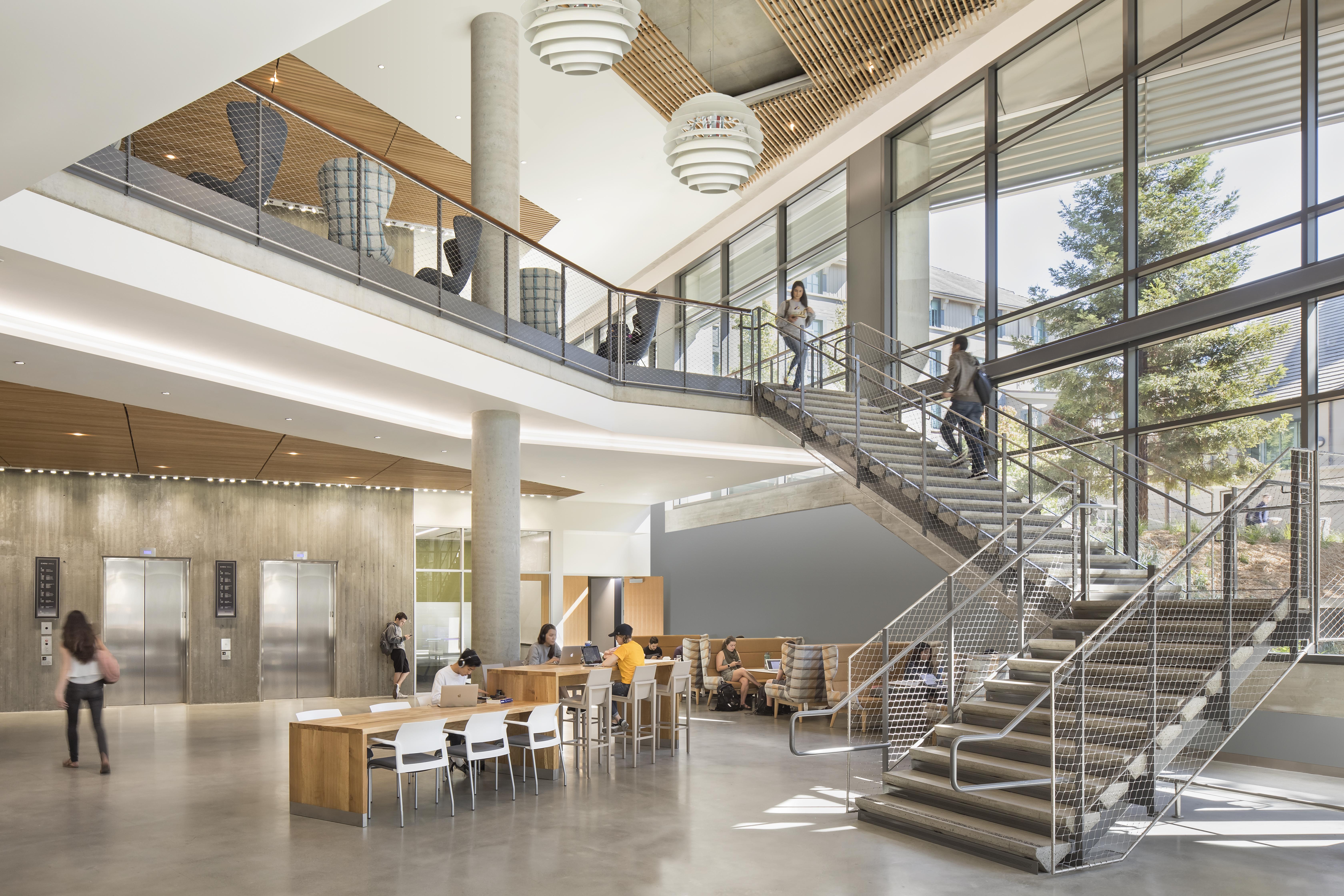 UC Berkeley Haas School of Business Chou Hall