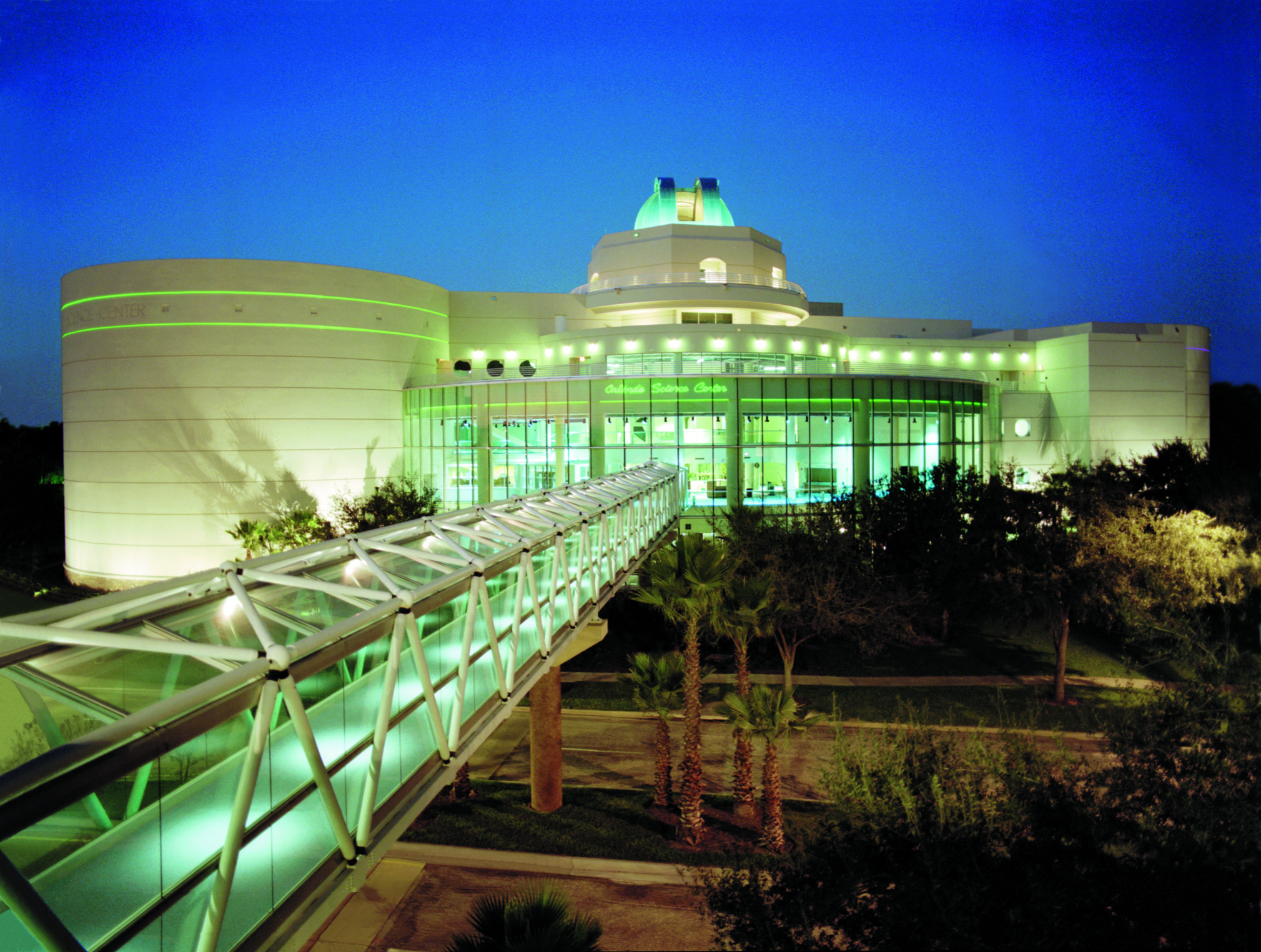 LEED Gold Orlando Science Center
