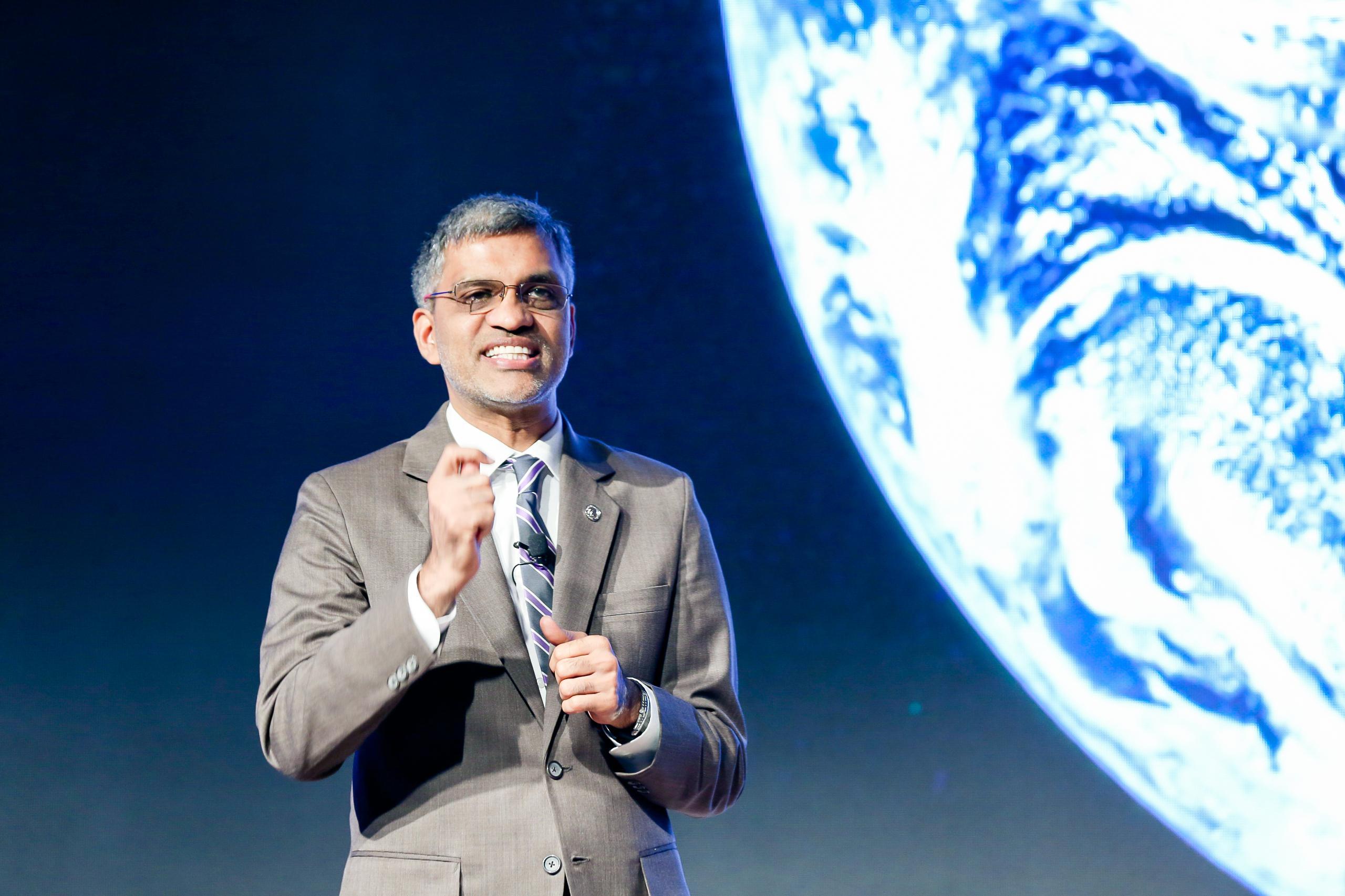 Mahesh Ramanujam at Greenbuild China 2019