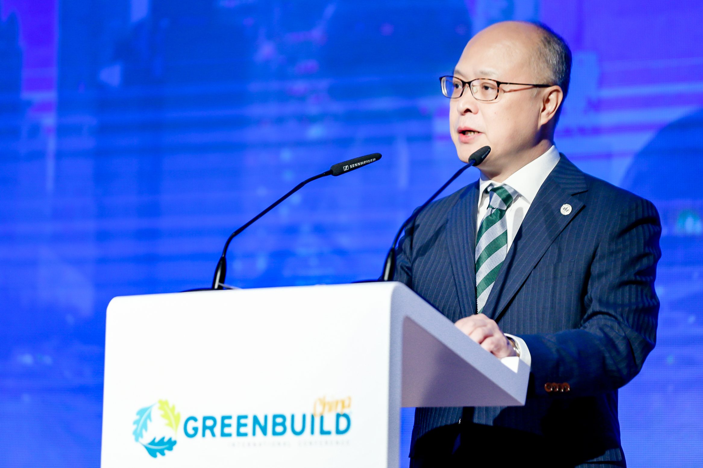Andy To at Greenbuild China 2019