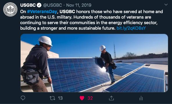 USGBC social media - brand voice