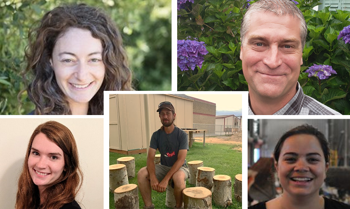 Leaders in Sustainable Schools Fellowship recipients 2020