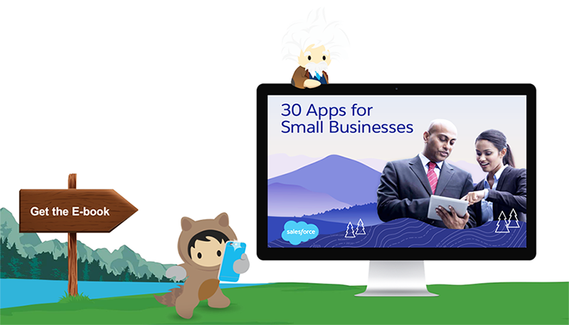 Get the e-book: The Best 30 Apps for Small Businesses