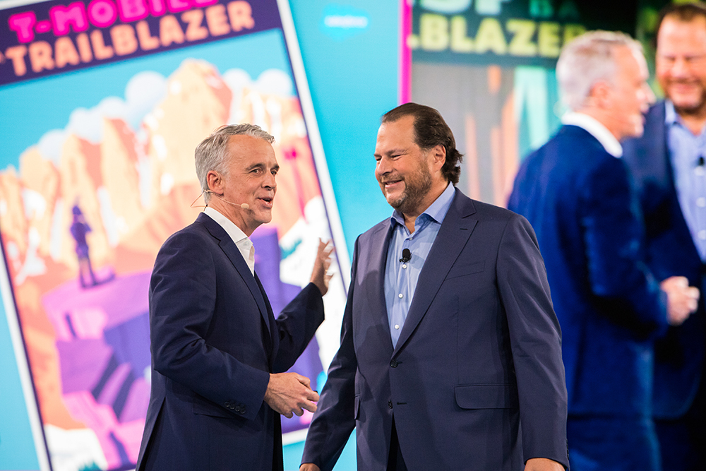 Dreamforce, CoFounder and CTO, SF and Chairman and CEO, SF