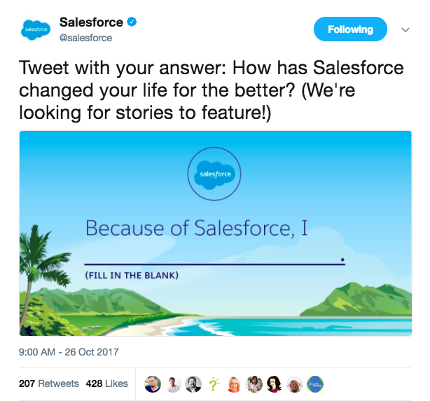 My Trailblazer Story: Because of Salesforce, I    - Salesforce Blog