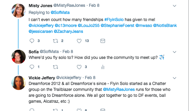 Inside the trailblazer community what 39 s love got to do for Salesforce free t shirt