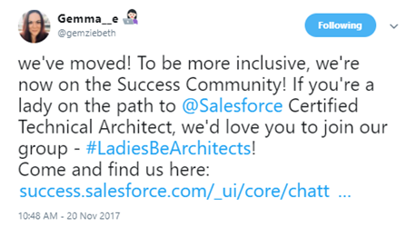 4 Reasons Why There S Such A Buzz About Salesforce Architects Right